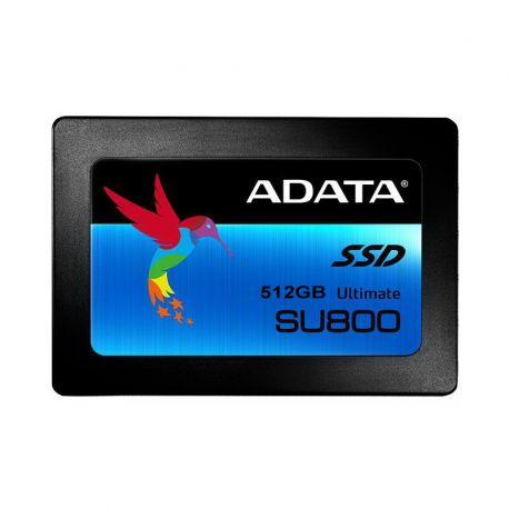 SSD ای ديتا 5126 گیگابایت SU800
