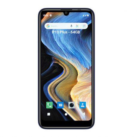 گوشی موبایل جی پلاس مدل P10 Plus دو سیم کارت 64 گیگابایت