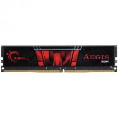 رم جی اسکیل 8 گيگابايت مدل AEGIS تک کاناله 2400 مگاهرتز