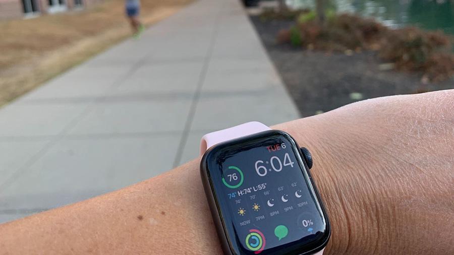 ساعت هوشمند physiq