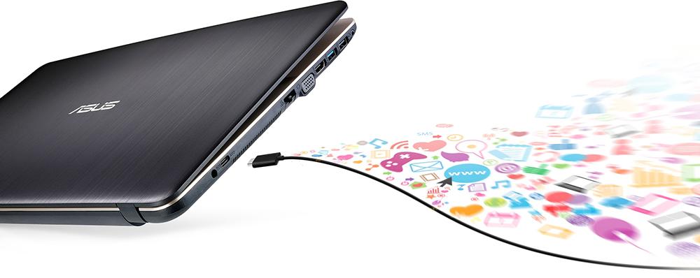 لپ تاپ k541uv i7